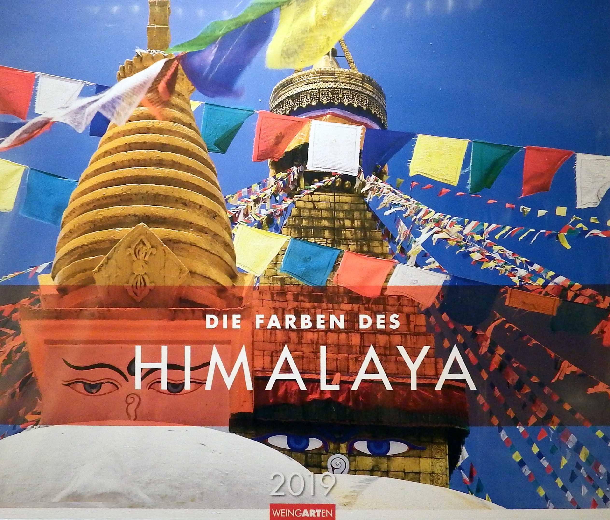 Die Farben des Himalaya