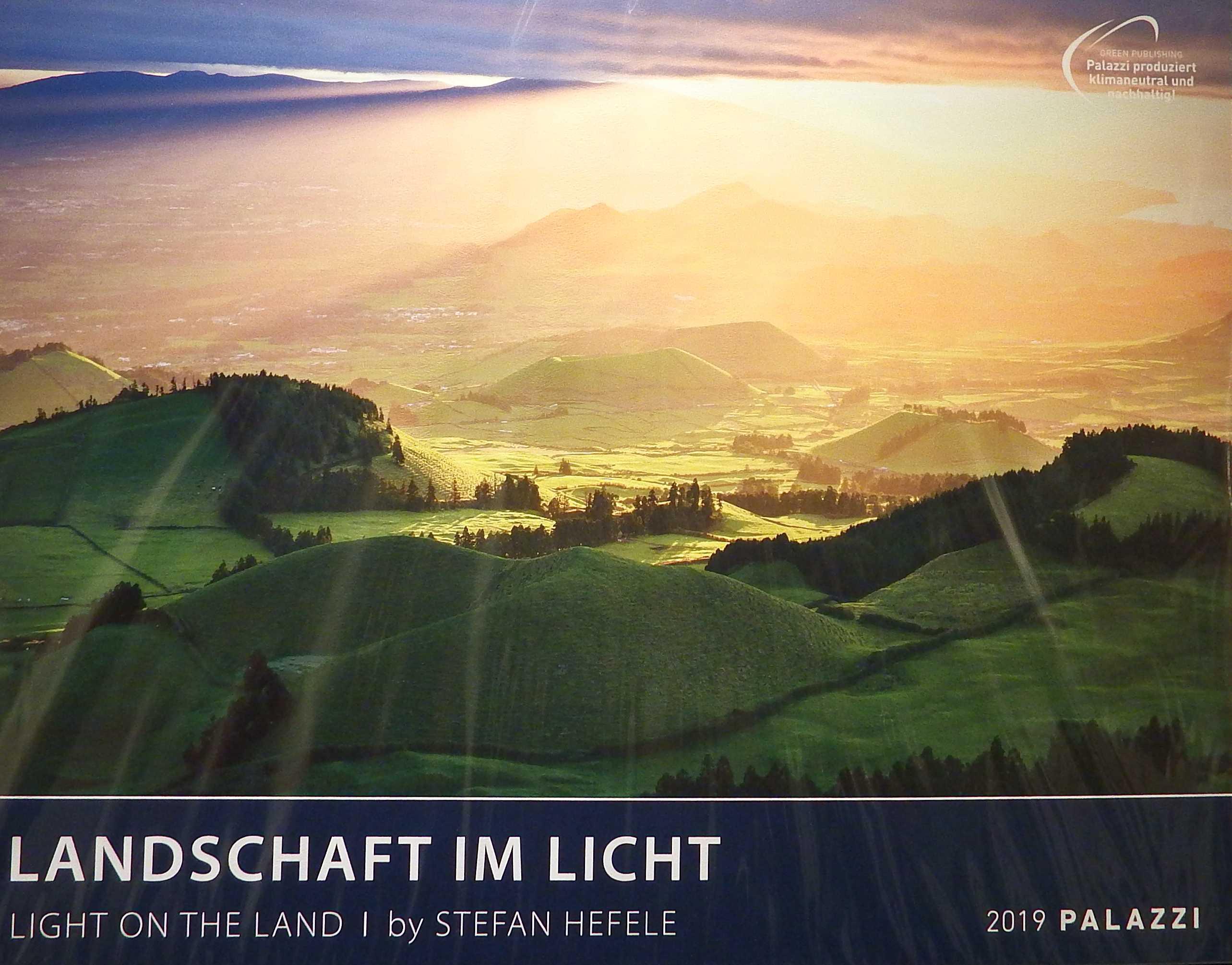Landschaft im Licht