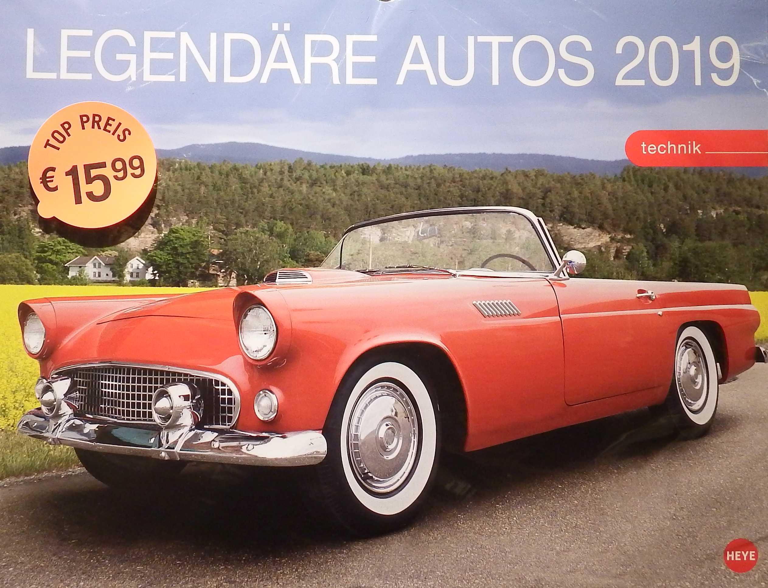 Legendäre Autos